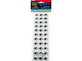 Darice Sticky-Back Eye Stickers #5123-03