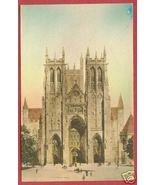 WASHINGTON DC Cathedral Mt St Albans Postcard BJs - $10.00