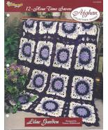 Lilac Garden 12-Hour Time Savers Crochet Afghan... - £3.08 GBP