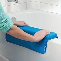 Bathtub Arm Rest InterDesign Jr Bathtub Elbow Rest Mat Blue - $9.85