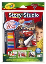 Crayola Story Studio Comic Maker Cars 2 - $9.99