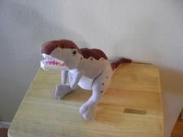 "Aurora Dinosaur Plush T Rex Trex 18"" Lgth  Stuffed Toy Animal - $6.86"