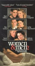 Women & Men 2: In Love There are No Rules [VHS] [VHS Tape]