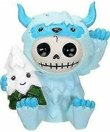 SUMMIT COLLECTION Furrybones Yeti Signature Skeleton in Abominable Snowm... - £10.50 GBP