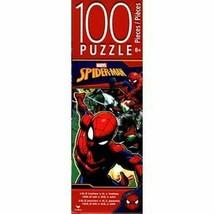 Marvel Spider - Man - 100 Piece Jigsaw Puzzle - v3 - $10.88
