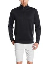 Antigua Men's Leader Pullover, Black, Medium - $84.72
