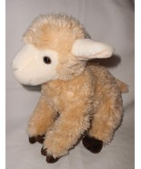 Target Circo Lamb Sheep Plush Stuffed Animal Tan Brown Cream Soft Toy - $21.76