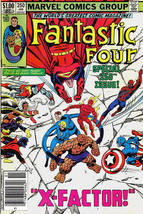 Fantastic Four (Vol. 1) #250 (Newsstand) VF/NM; Marvel   save on shippin... - $9.99