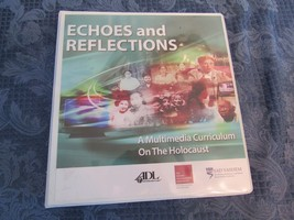 Echoes and Reflections : A Multimedia Curriculum on the Holocaust  - $34.71