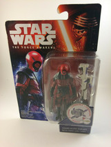 STAR WARS THE FORCE AWAKENS GUAVIAN ENFORCER ACTION FIGURE HASBRO - $12.59