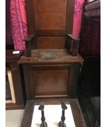 Handmade Shoe Shine Stand - $1,199.99