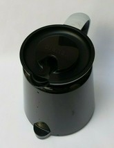 Keurig Carafe Pitcher Lid Coffee Pot Black Silver Handle - $19.75