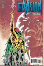 The Vision Comic Book #4 Marvel Comics 1994 Avengers VERY FINE - $2.75