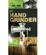 Chard - HG-8 - No. 8 Cast Iron Hand Grinder - $39.55