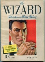 The Wizard Pulp #1 October 1940- Cash Gorman- Rare Street & Smith FN - $430.44