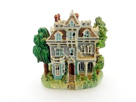 Liberty Falls Village, 2001 Haunted House AH227, Americana Collection - $7.79