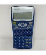Sharp EL-531W Scientific Calculator - $9.89