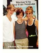 Jordan Brower Olga Lansdorp Alex Picatto teen magazine pinup clipping Te... - $3.50