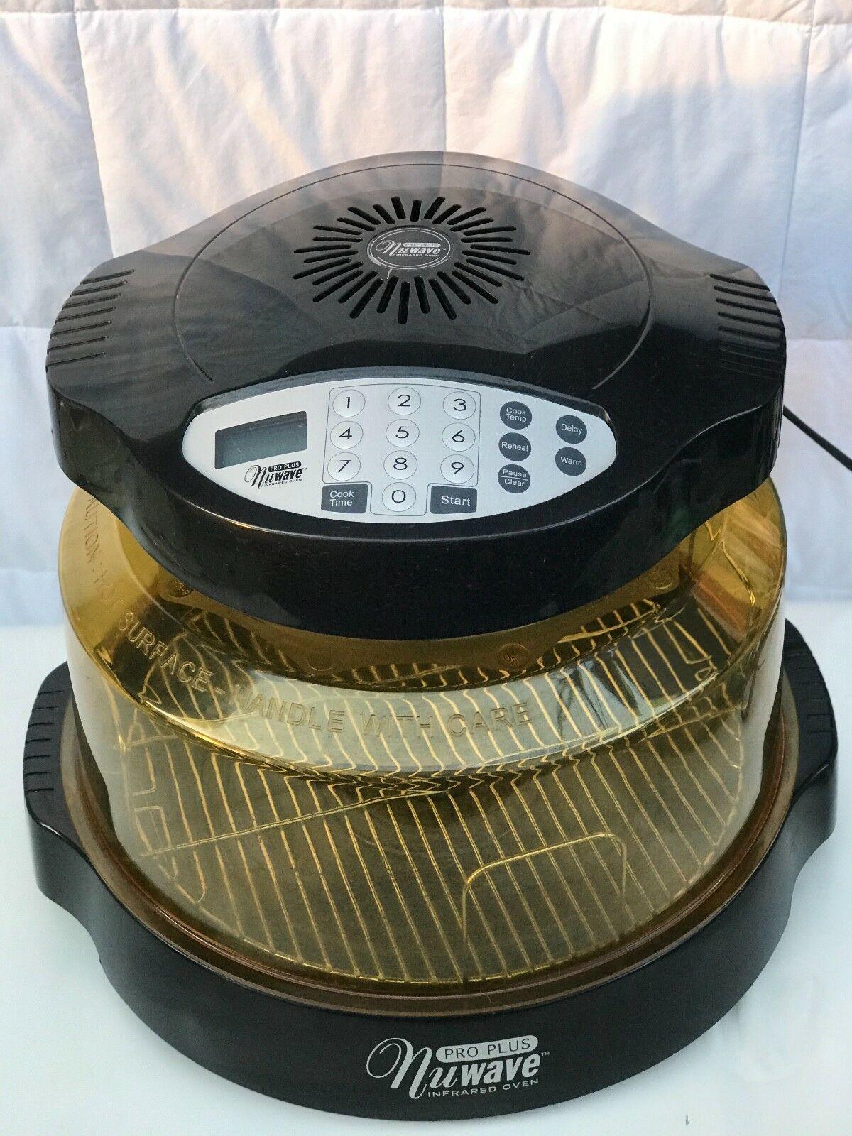 Nuwave Oven Pro Model# 20601-Nuwave Pro Plus Infrared Oven ...