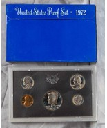 1972 US Mint United States Proof Coin Set g50 - $28.66