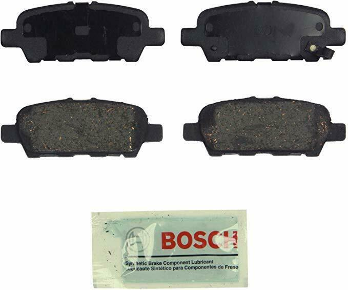 Primary image for Bosch Brake Pad Set for Infiniti, Nissan: Z, Altima And More BE905 Blue Disc