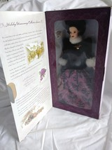 1996 Holiday Traditions Barbie In Box Hallmark Exclusive - $19.80