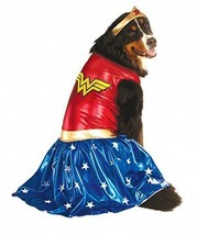 Rubie's Big Dog Wonder Woman Dog Costume, XL - $15.99