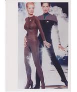 Star Trek Voyager Dax Seven of Nine 8x10 Photo  - $5.99