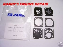 GASKET REPAIR KIT CARBURETOR MCCULLOCH 390 SP40 340 310 - $9.29