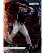 Jake Fraley 2020 Panini Prizm Rookie Card #19 - $0.99