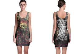 Bodycon Dress Asking Alexandria - $22.99+