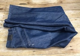 Levi's SILVERTAB Loose Fit Blue Jeans Men's 30 x 27.5 Cotton Blend Baggy Pants - $12.47