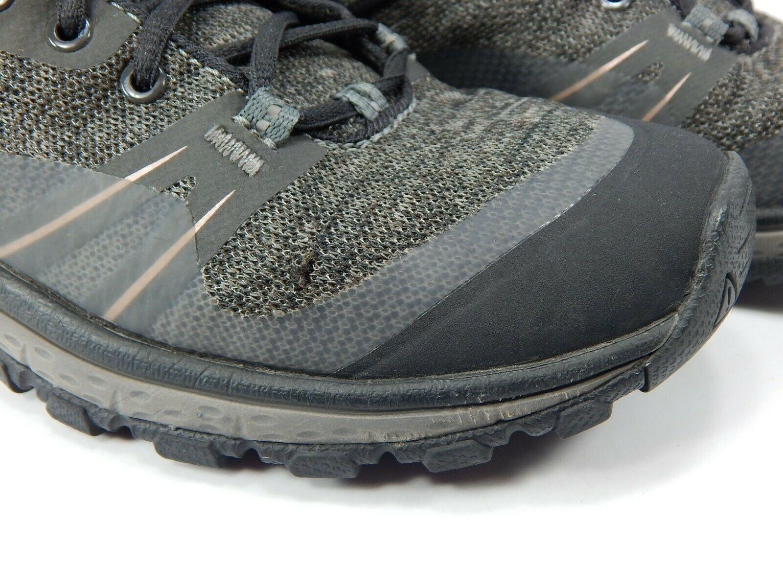 Keen Terradora Size 7.5 M (B) EU 38 Women's Waterproof Hiking Shoes Gray 1016772