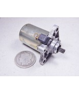 84-85 NQ50 Spree NQ 50 10T Rebuilt electric starter motor *$90 Core Charge* - $281.29