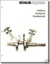 Failure ANALYSIS Guidebook TP-2298-B NEW KOHLER Engine  - $11.55