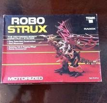 Tomy Robo Strux Motorized Radox.   Motorized Robot Construct System. Sealed!! - $250.00