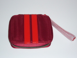 Mac Cosmetics Enchanting Vermillion Case Bag - Red - $9.99