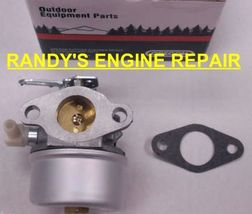 Carburetor For Tecumseh 640084 640084B HSSK40 LH195SA - $65.79