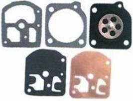 GASKET kit 4 zama C1S TYPE CARBURETOR - $9.29