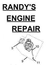 carburetor 984528001 ryobi ry70101 ry70111 ry70113 + - $27.39