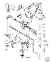 PART bump knob MCCULLOCH TRIMMER FITS + MODEL LIST - $14.19