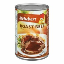 12 Pack St Hubert Roast Beef Gravy 398ml Each Can From Canada Fresh & Delicious! - $44.50