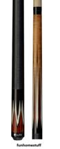 "Lucasi Custom LZC37 2 Piece 58"" Billiard Pool Cue Stick 12.75MM Shaft Black Wrap - $481.13"