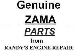 REBUILD repair kit CARBURETOR carb zama rb-108 rb108 - $14.19