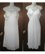 Lot of 2 Vintage Vanity Fair Full Slips Size 36... - $12.49