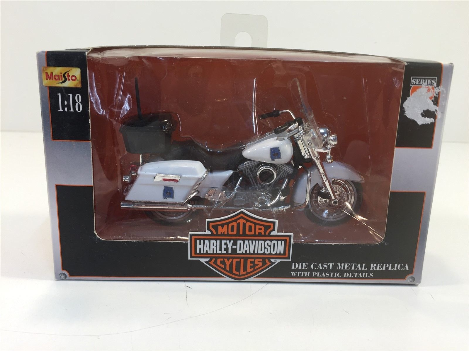 2000 Maisto Harley Davidson 1:18 NIB and 36 similar items