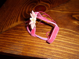 My Little Pony G1 accessory pink bridle for Sundance - $6.00