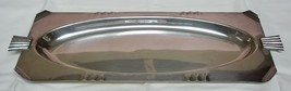 Plate Craft Plate Silver Plated EPNS 13in x 5in - $23.44