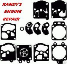 Walbro Carburetor Kit Fits BG72 BR320L FC44 FC72 - $9.29