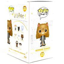 Funko Pop! Harry Potter Hermione Granger as Cat #77 Vinyl Action Figure NIB image 4